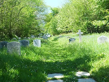Photo Gallery Image - Linkinhorne Graveyard