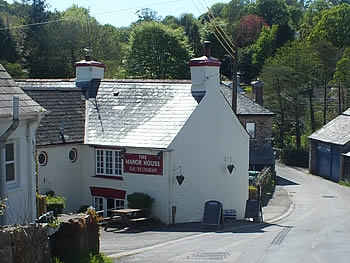 The Manor House Inn, Rilla Mill