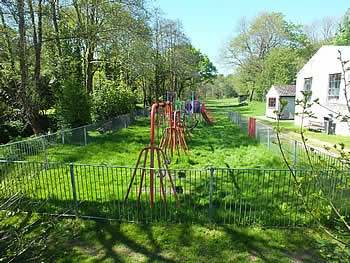 Playground at Parson's Meadow, Rilla Mill