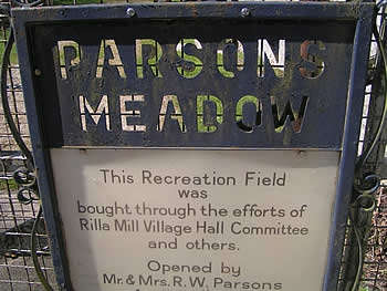 Photo Gallery Image - Parson's Meadow, Rilla Mill