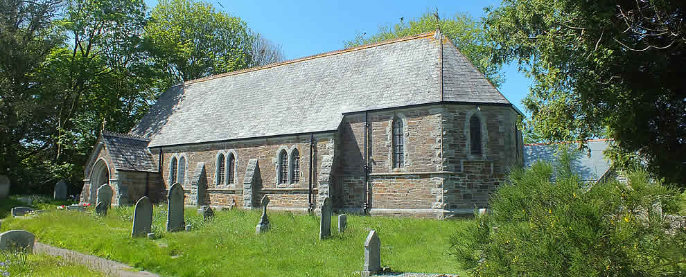 St Paul's Church, Upton Cross